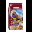 Oiseaux exotiques : Alimentation