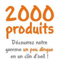 2000 produits