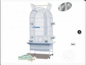Cage Montana pour perroquets et perruches